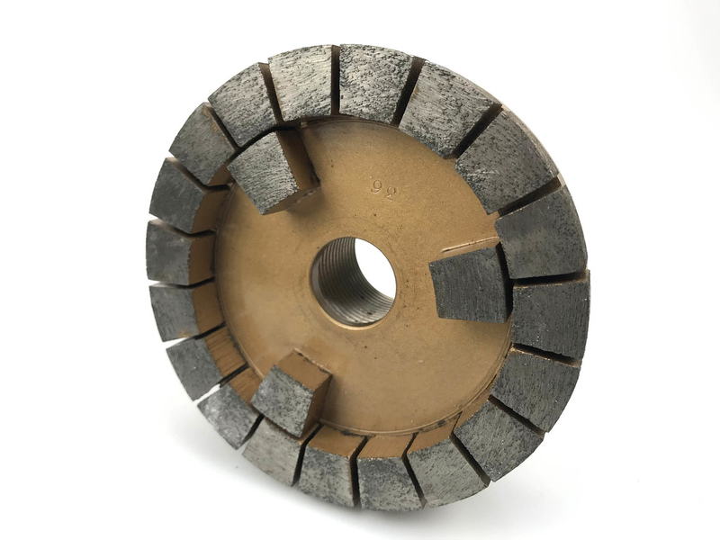 Diamond Satellite Abrasive Disc