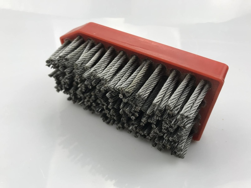 Fickert Steel Rope Brush