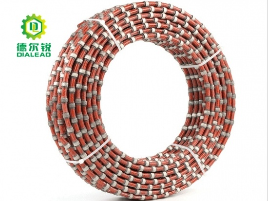 Diamond Wire Saw for Marble Block